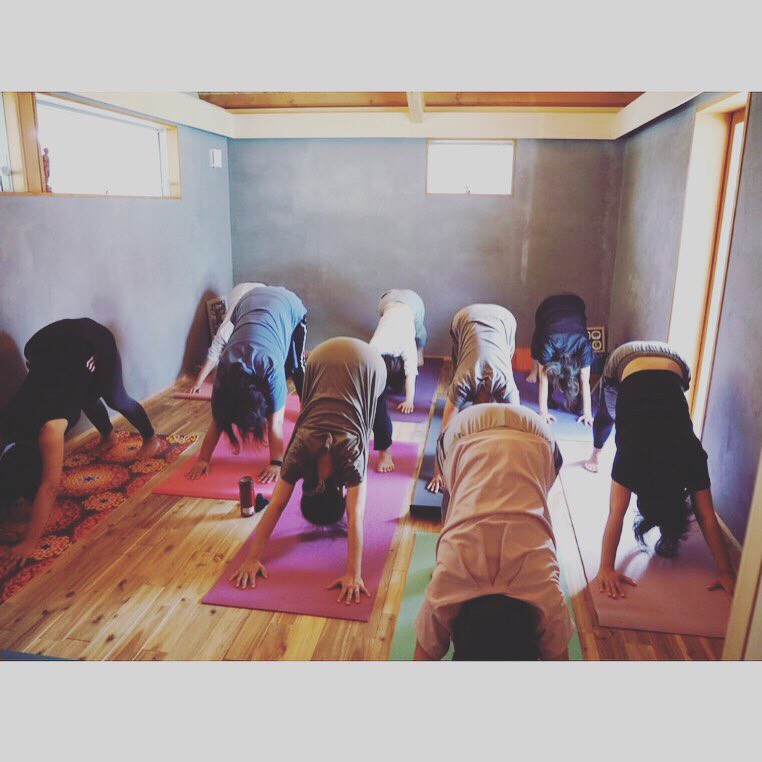 yoga studio luccaの画像
